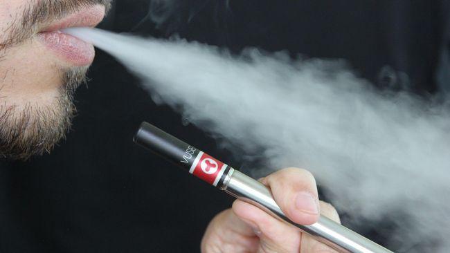 Rokok Elektronik Tanpa Asap Semakin Di Minati
