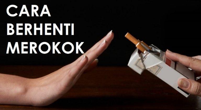 Ingin Berhenti Merokok Simak Tipsnya Berikut