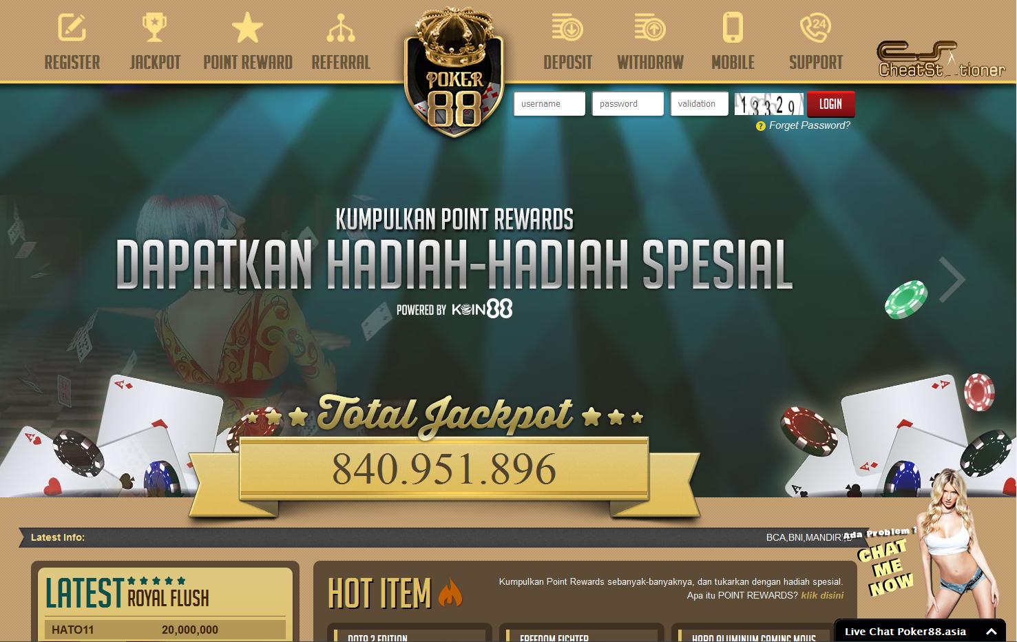Mendaftar Dengan Mudah Permainan Online Di Situs Poker88 Electronic Cigarettes Blogs
