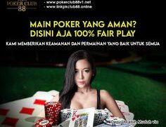 Situs Pokerclub88 Menawarkan Banyak Jackpot