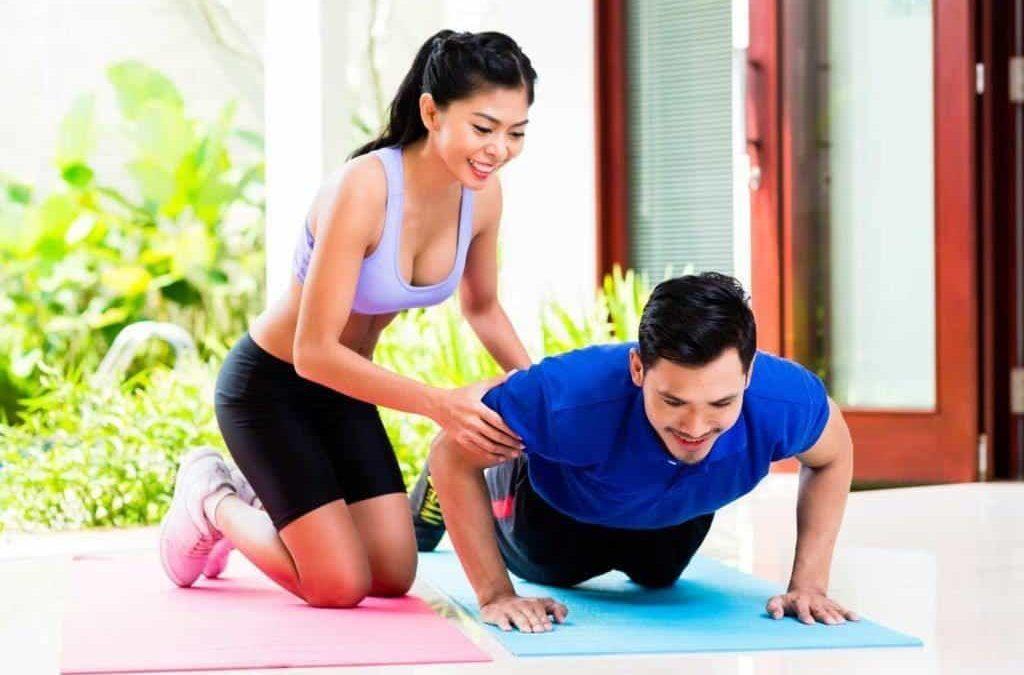 Tidak Perlu Ke Gym, Ini Dia Olahraga Murah Dan Menyehatkan Di Rumah